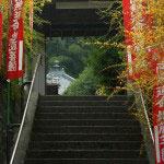 建長寺向かいの小高い位置にあります。