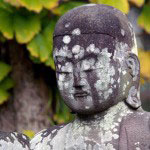 閻魔王にあてられた仏が地蔵菩薩なので、御地蔵様がいくつかあります。