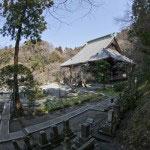 祇園山に抱かれた日蓮宗由緒寺院、妙本寺。