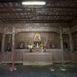 海蔵寺はどこも素朴で心が洗われる感じがします。