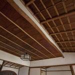 すべて違う様式で造られた天井。