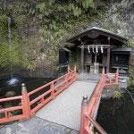 下之水神社。
