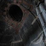 大仏内部。少なくとも750年前の古人と同じ景色をみています。