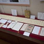 引き続き『特別展 太宰治 vs 津島修治』から、本や手紙など。