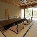 庭を望む客室。贅沢な鎌倉宿泊となりそうです。