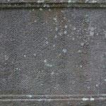光明寺、内藤家の墓にある一塔。大阪冬の陣、夏の陣で活躍した内藤忠興のものです。鎮守府将軍 藤原秀郷の末裔、奥州磐城城主、内藤帯刀忠興と書かれています。