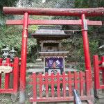 佐助稲荷神社本殿。