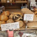 金沢街道沿い岐れ道付近にあるパン屋さん、ベルグフェルド。変なコクがない麦の自然な味わいが美味しい、鎌倉一のパンです。