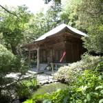 岩殿寺観音堂。