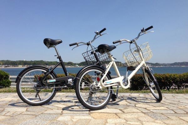 自転車なら、もっと鎌倉巡りが楽しくなる。