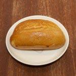 パンも自家製です。