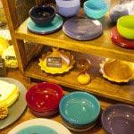 スペイン製ガラス食器(電子レンジOK)¥735~。