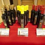 イタリアのアドリア海沿岸の丘で育ったオリーブを使ったLe Roccheのオリーブオイルも販売されていました。