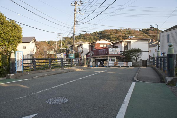 鎌倉十橋 夷堂橋