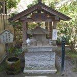 聖徳太子1300年御忌を記念して建立された御堂。