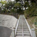 山を登り日朗廟所、山王権現へと向かいます。