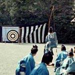 1月5日〈除魔神事〉。鶴岡八幡宮公式HPより。