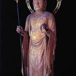 満願寺、地蔵菩薩像。の重要文化財です。※写真:満願寺公式HPより。