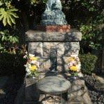 本瑞寺の水子地蔵。