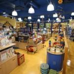 ボーネルンド鎌倉店の店内。
