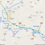 王道金沢街道地図3