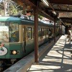 極楽寺駅は記憶のあるここ30年ほど昔とあまり変わっていません。