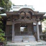法源寺の稲荷堂。