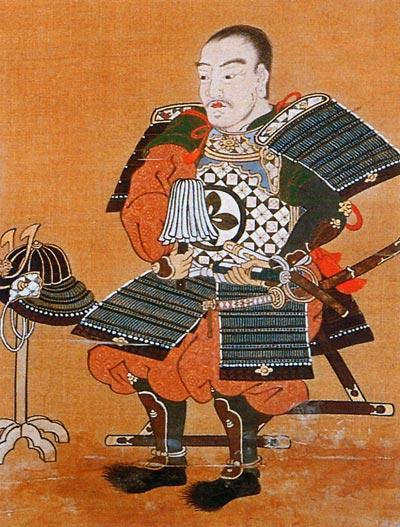 大慈寺にある太田道灌の肖像画。