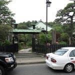 収玄寺。江ノ電「長谷駅」から長谷寺方面に少し歩けば左手にみえてきます。