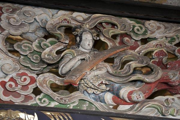 光明寺、本堂。