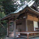 八雲神社本殿。