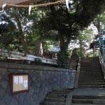 五霊神社は長い歴史をたたえ、いつも静かに迎えてくれます。