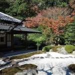 浄妙寺、喜泉庵の紅葉。