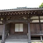 大長寺本堂。