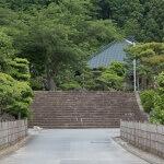 大長寺境内。