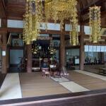 龍寳寺本堂。