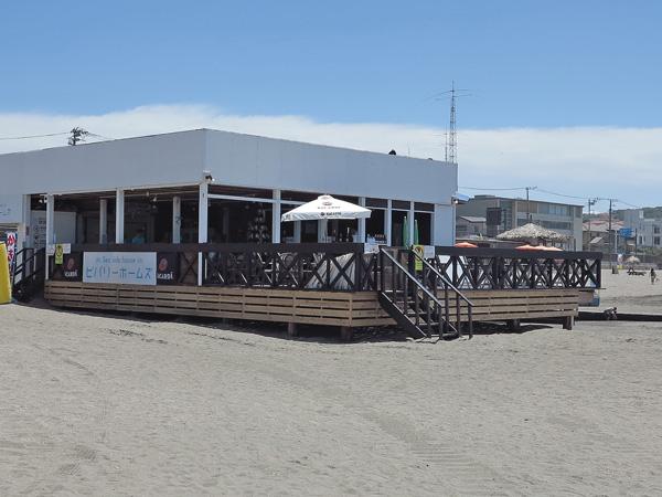 海の家 SeaSideHouse ビバリーホームズ