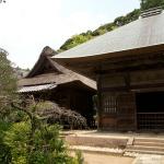 常楽寺仏殿の左側には文殊堂があります。