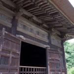 常楽寺仏殿。