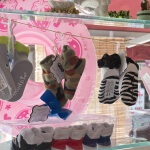 人気の靴下、マッドパイ。1足900円(税別)です。