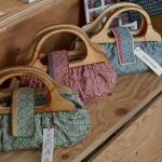 kitchi、トロワトンのバッグ。東京吉祥寺で一つ一つ手作りされています(18,000円)。