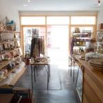 ComoriB*ComoreB+みんなのslow cafe。優しい雰囲気のお店です。