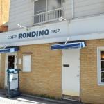 ロンディーノ。海沿いにあるイタリア料理ロンディーノのカフェです。美味しいですよ。