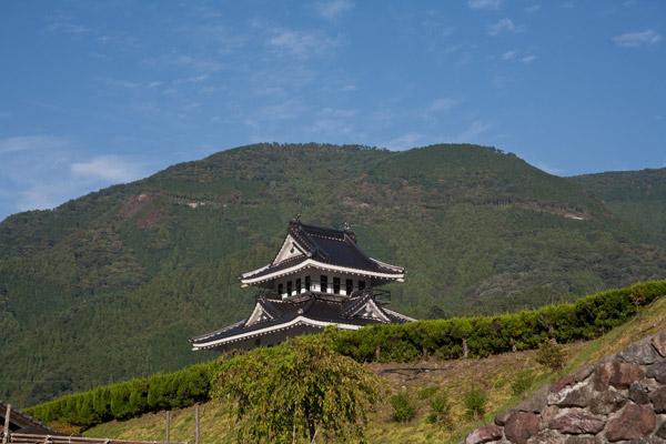 和田城跡に向かいます。