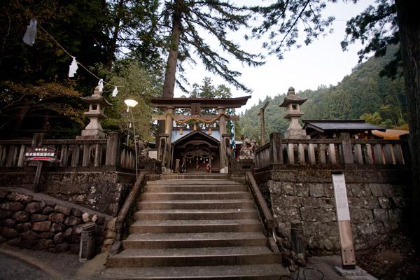 三嶋神社。