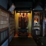 佐奈田霊社社殿内。
