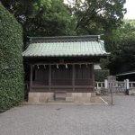 三嶋大社の若宮神社。