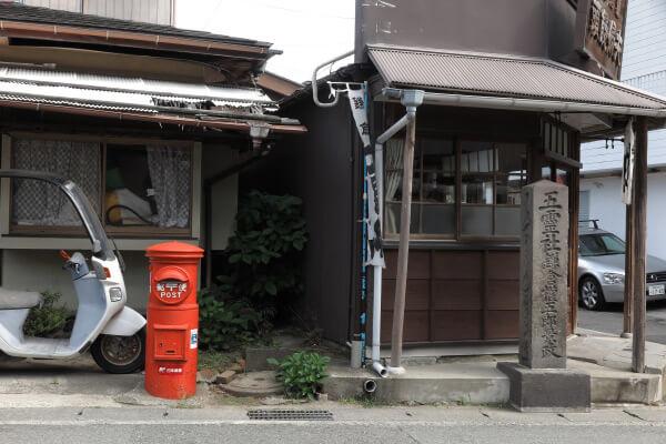 平成29年(2017年)6月5日、力餅家のあじさい。