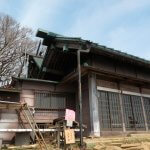 大山阿夫利神社本社。山頂にあります。【大山阿夫利神社】