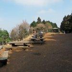 復路の見晴台。【大山阿夫利神社】